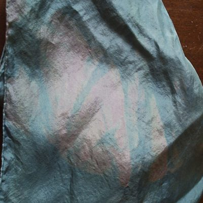 Natural Dyes: Resist and Conquer