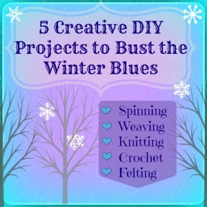 five creative DIY projects to bust the winter blues