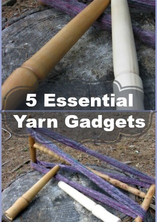 5 Essential Gadgets for Natural Dyeing Yarn