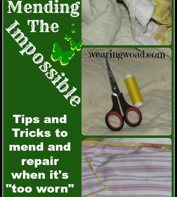 Mending the Impossible: Making Do with the Minimum