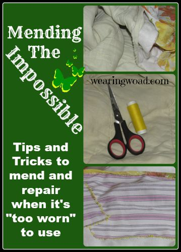mending the impossible