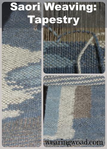 Saori Weaving Tapestry Techniques
