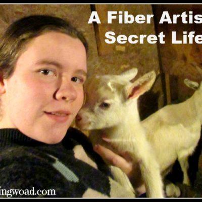 A Fiber Artists Secret Life