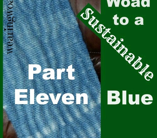 The Woad to a Sustainable Blue Part Eleven: Woad in Herbal Medicine
