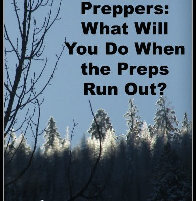 Clothing for Preppers: What Will You Do When the Preps Run Out?
